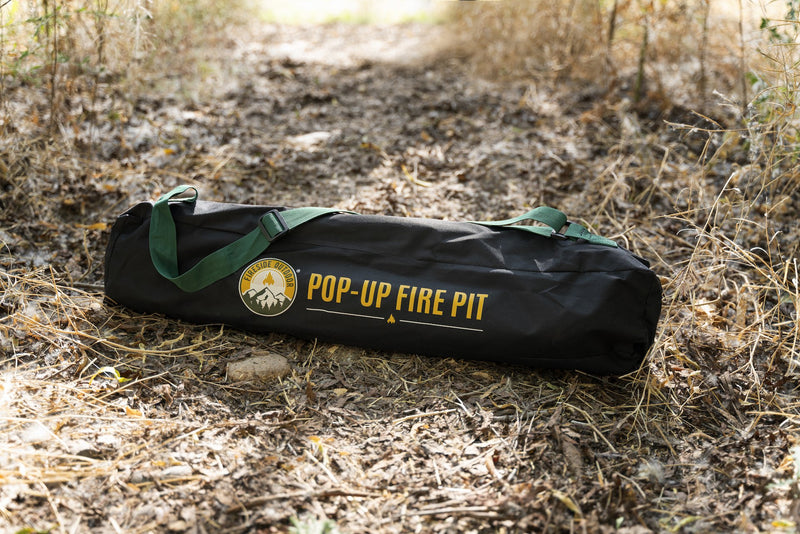 Pop-Up Pit Carrying Case