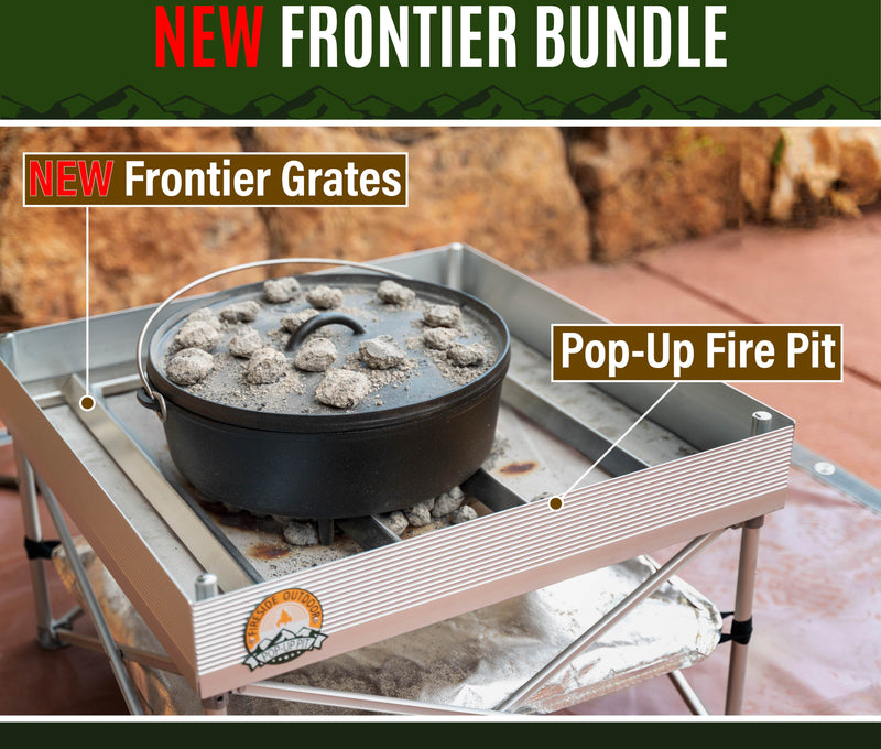 Dutch Oven Fire Table