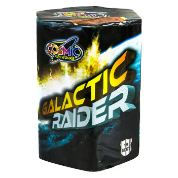 Cosmic Galactic Raider - 19 Shot
