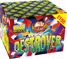 Load image into Gallery viewer, Bad Boy Destroyer - 62 Shot