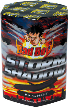 Bad Boy Storm Shadow - 19 Shot