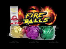 Load and play video in Gallery viewer, Gemstone Fireballs 3 pack
