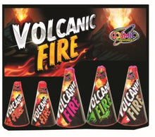 Load image into Gallery viewer, Cosmic Volcanic Fire 5pk