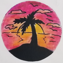 Load image into Gallery viewer, 6-Sunset Tree