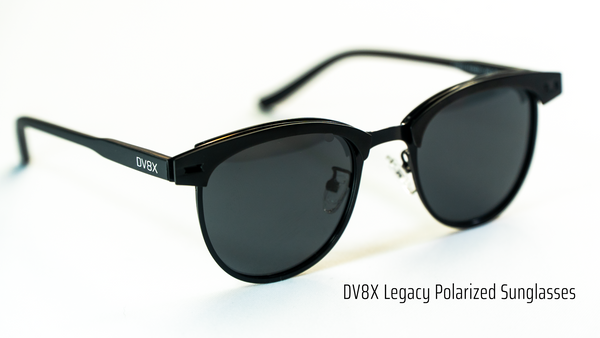 DV8X Tribe Combo (hat, shirt, polarized sunglasses)