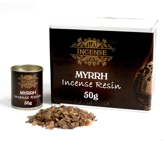 50gm Myrrh Resin