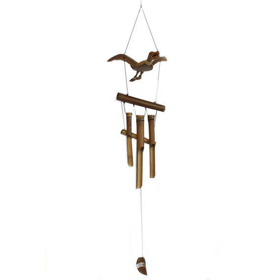 1x Coconut Duck Windchimes