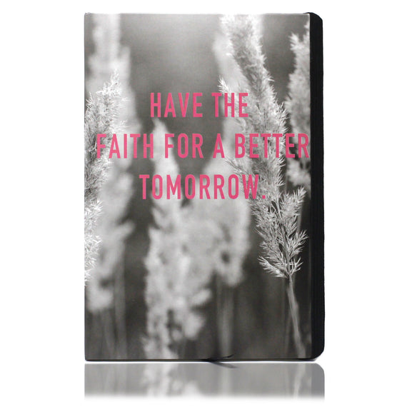 Cool A5 Notebook - Blank Paper - Wisdom