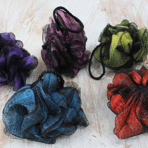 Parisian Luxury Scrunchies 5 asst (display tube) - 35gm