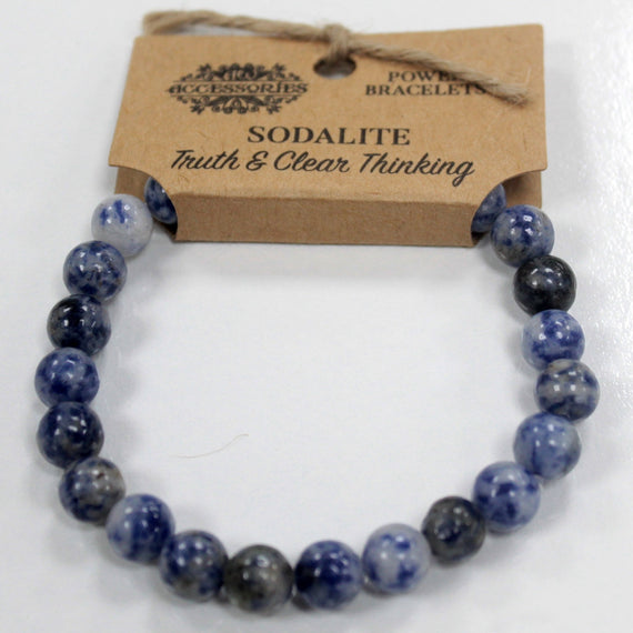 Power Bracelet - Sodalite
