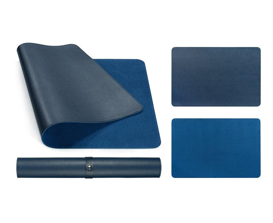 DOUBLE-SIDED DESK MAT
