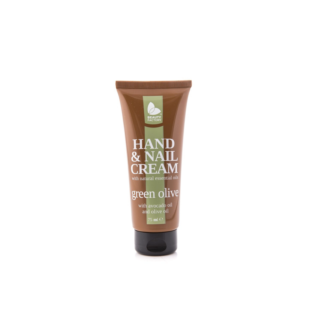ESS GREEN OLIVE HAND & NAIL CREAM 75ML