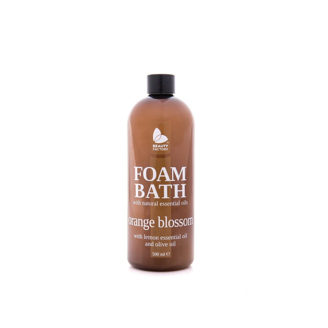 ESS ORANGE BLOSSOM FOAM BATH 500ML