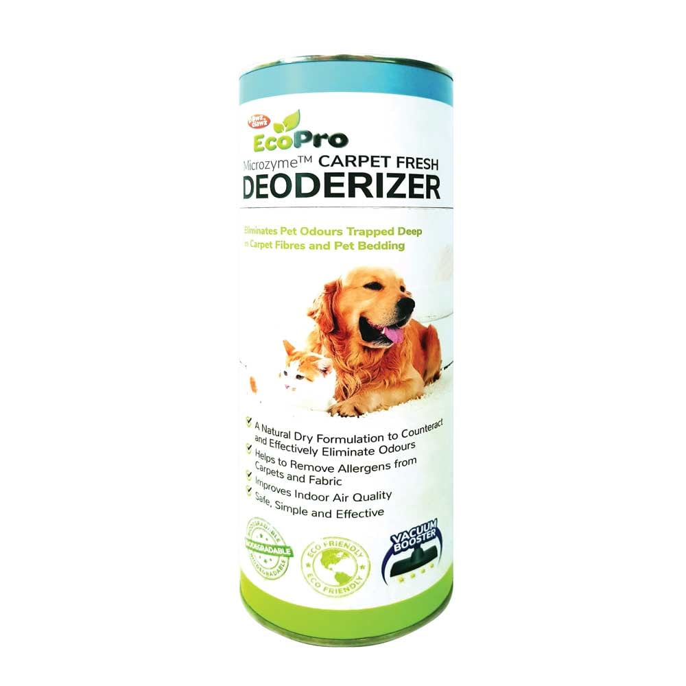 EcoPro Carpet Fresh Deodorizer 500g