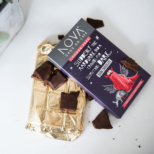 NOVA Original Aardvark Plain Dark Chocolate 100g