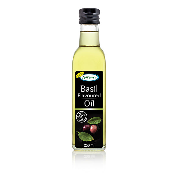 Basil Flavoured Oil 250ml