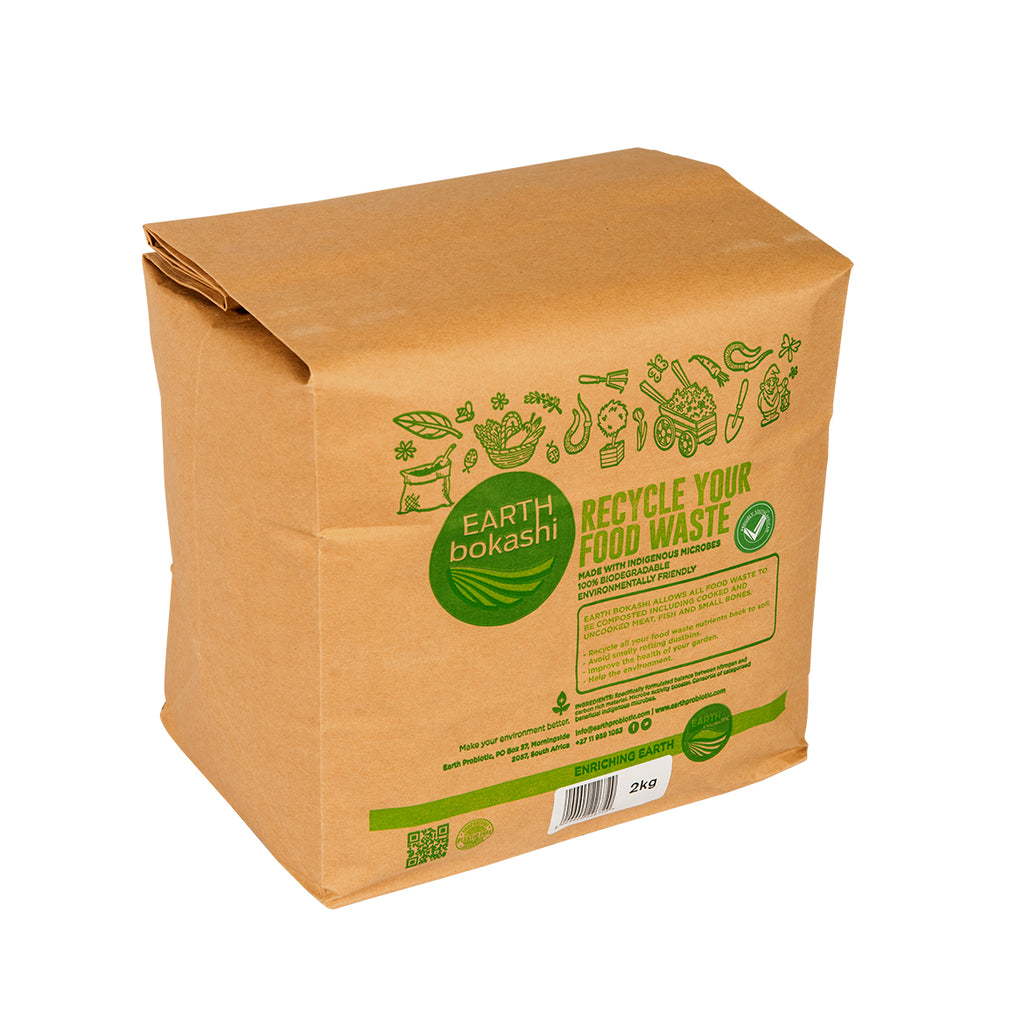 Earth Bokashi Earth Probiotic 2kg