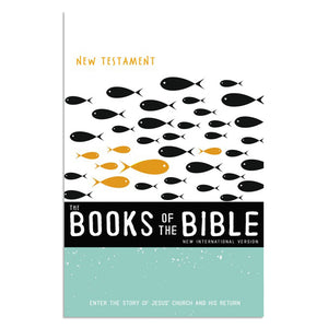 Zondervan - The Books of the Bible: New Testament