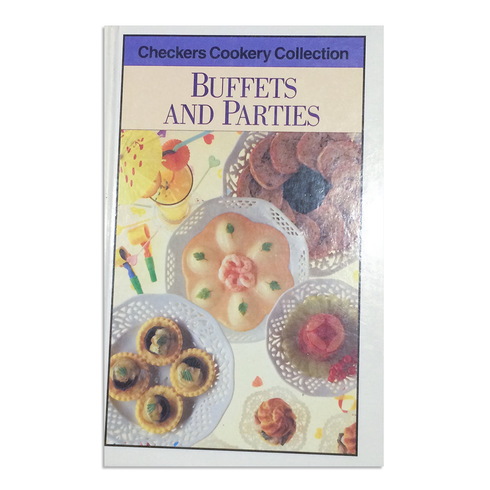 Checkers Cookery Collection - Buffets & Parties