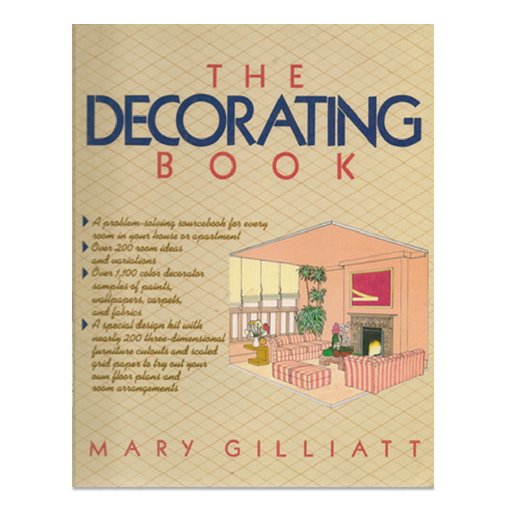 Gilliatt, Mary - The Decorating Book