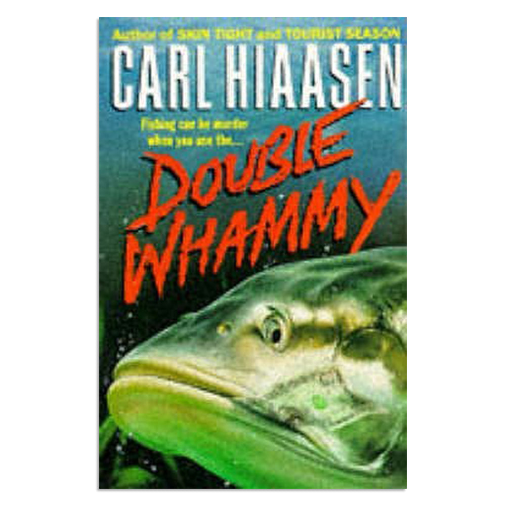 Hiaasen, Carl - Double Whammy - BARGAIN BIN