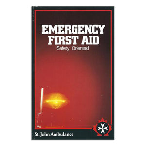 St John Ambulance - Emergency First Aid Safety Oriented