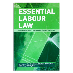 LLP - Essential Labour Law - Fourth Edition 2005