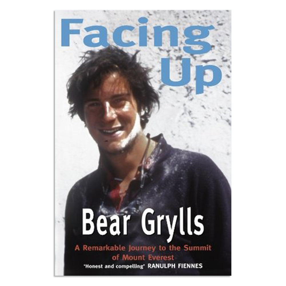 Grylls, Bear - Facing Up