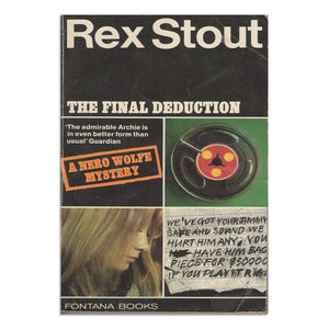 Stout, Rex - The Final Deduction