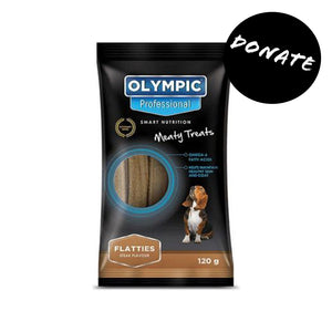 DONATE Olympic Professional Flatties Steak 120g