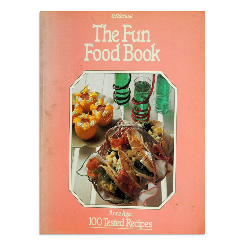 Ager, Anne - The Fun Food Book