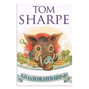 Sharpe, Tom - Grantchester Grind (Hardcover)