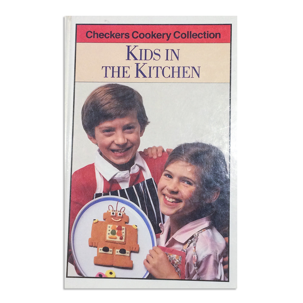 Checkers Cookery Collection - Kids in the Kitchen