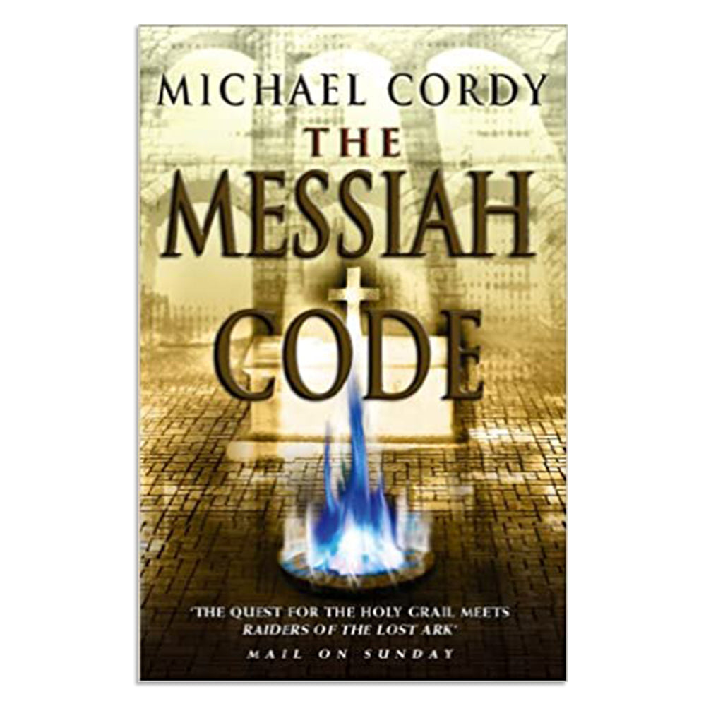 Cordy, Michael - The Messiah Code - BARGAIN BIN