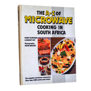Klinzman & Guy - The A-Z of Microwave cooking in South Africa