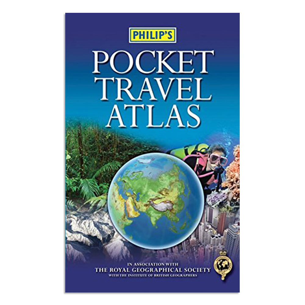 Philip's - Pocket travel atlas