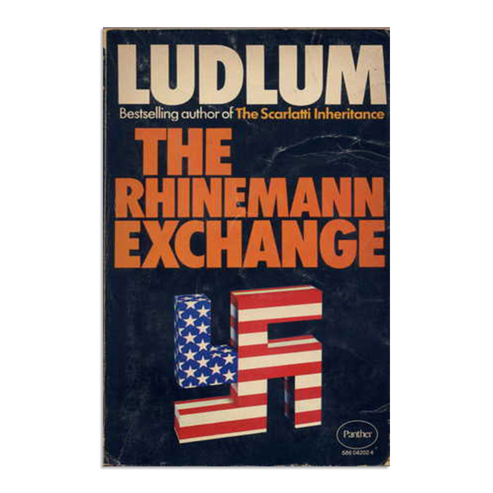 Ludlum - The Rhinemann Exchange - BARGAIN BIN