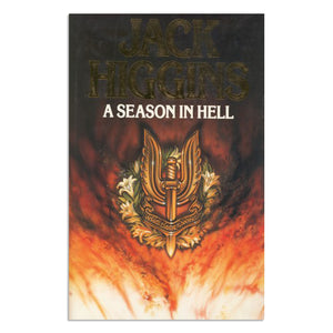 Higgins, Jack - A Season in Hell