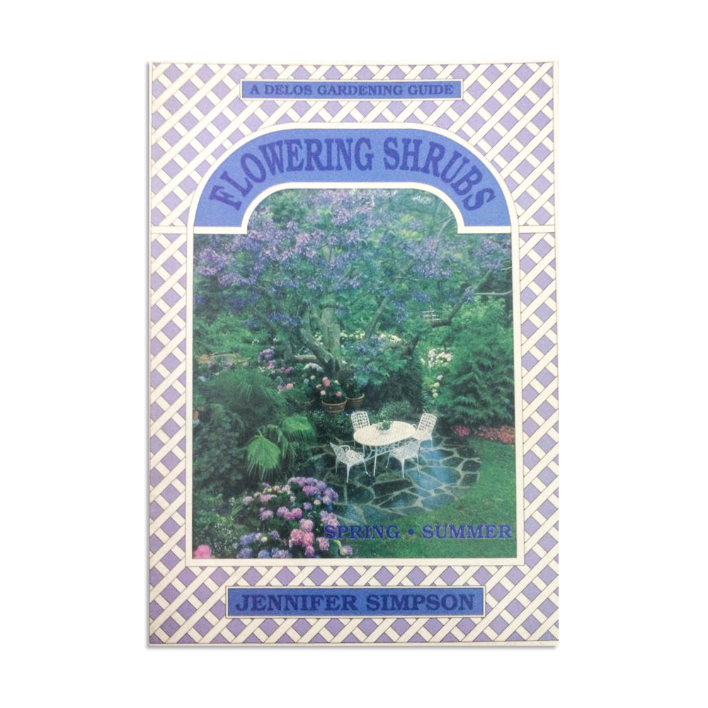 Simpson, Jennifer - Flowering Shrubs - BARGAIN BIN