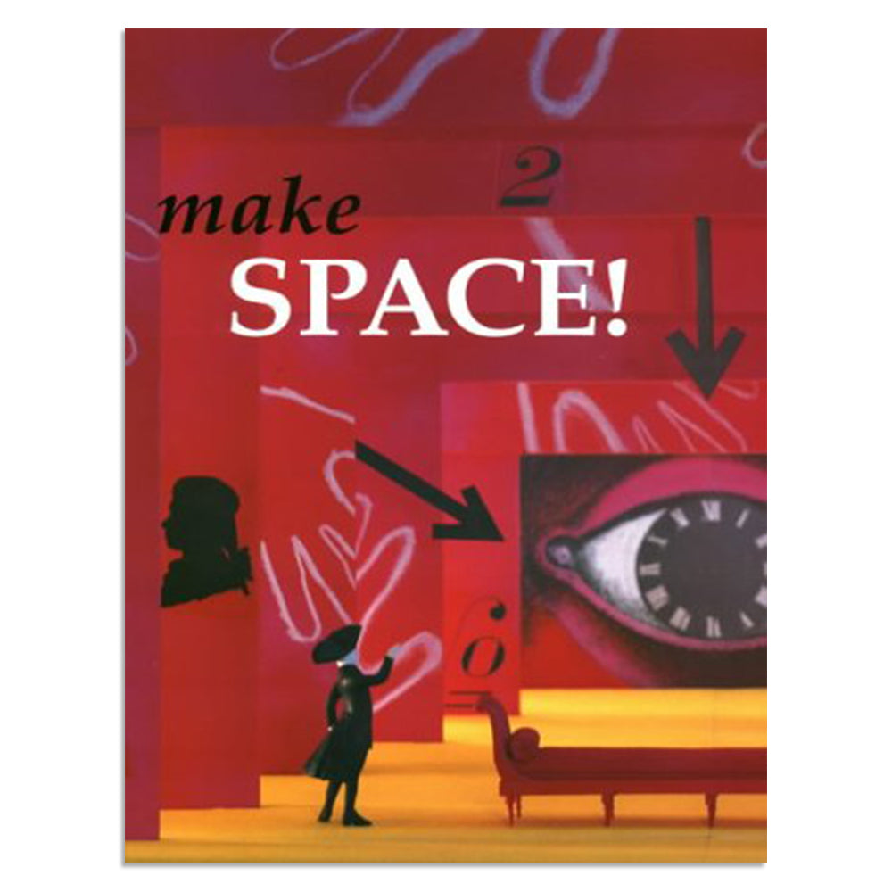 Burnett, Kate - Make SPACE