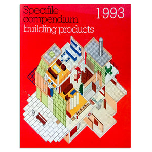 Specifile compendium building products 1993