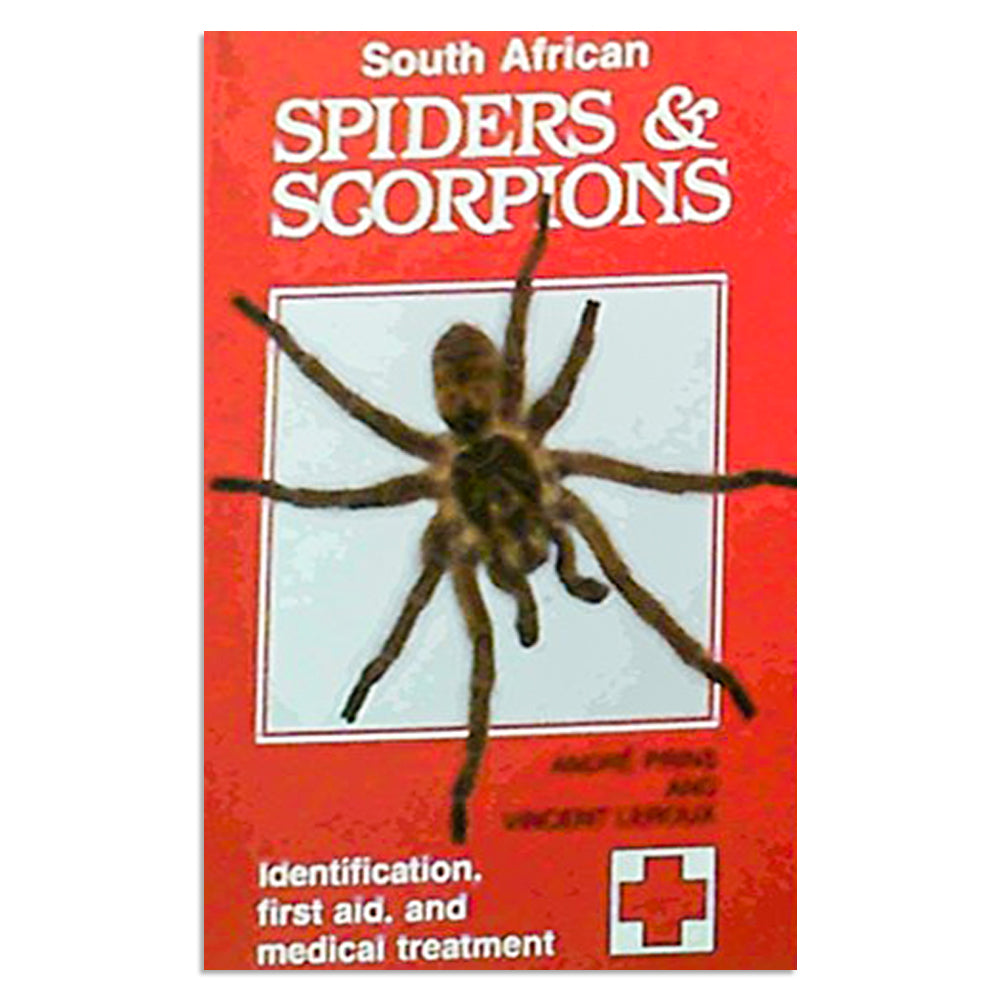 Prins, André & Leroux, Vincent - South African Spiders and Scorpions