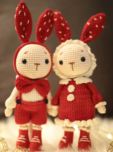 Load image into Gallery viewer, Mimi and Miti Bunnies