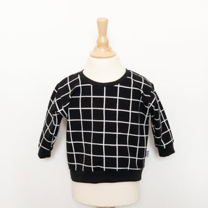Bild in Slideshow öffnen, Lounge Sweater Grid Collection