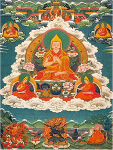The Noble Eight Fold Path In Tibetan Buddhism