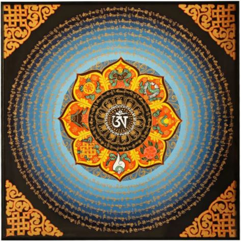 Mantra, Meditation and Mandalas in Tibetan Buddhism