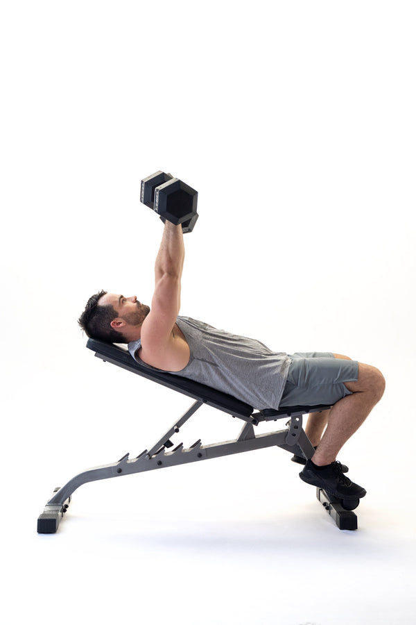 Get a bigger bench press with BFR