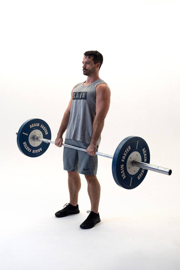 Increase your deadlift with BFR