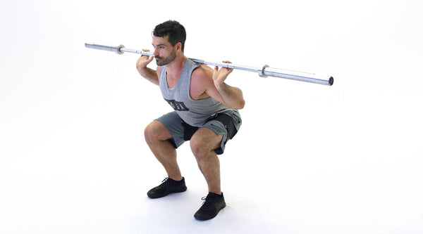 Increase your squat with this simple BFR accessory
