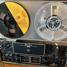 Load image into Gallery viewer, SONY TC 377 REEL TO REEL